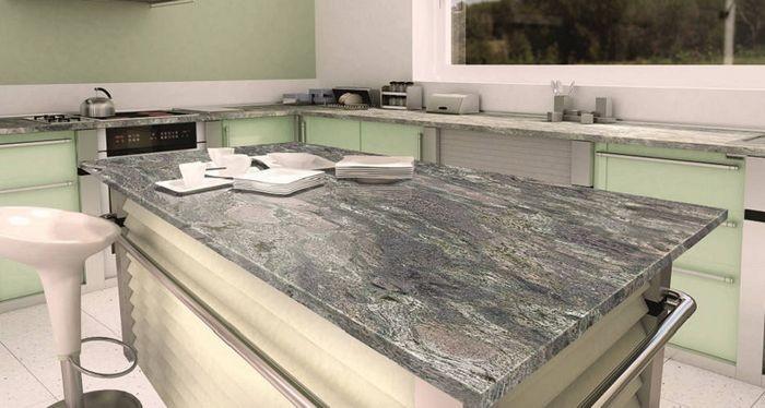 Encimeras de granito encimeras materials miquel - Nuevos materiales para encimeras de cocina ...