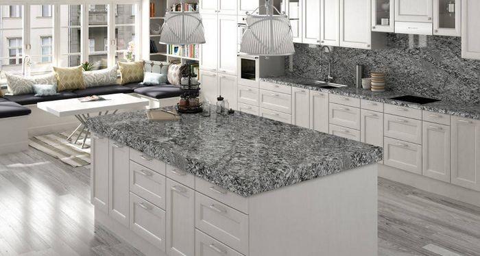 Encimeras de granito encimeras materials miquel for Cocinas en granito natural