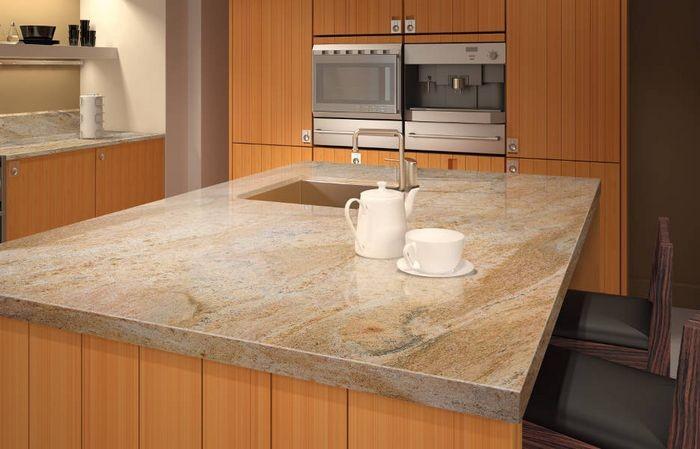 Encimeras de granito encimeras materials miquel almac n de materiales de construcci n y - Granito para encimeras de cocina ...