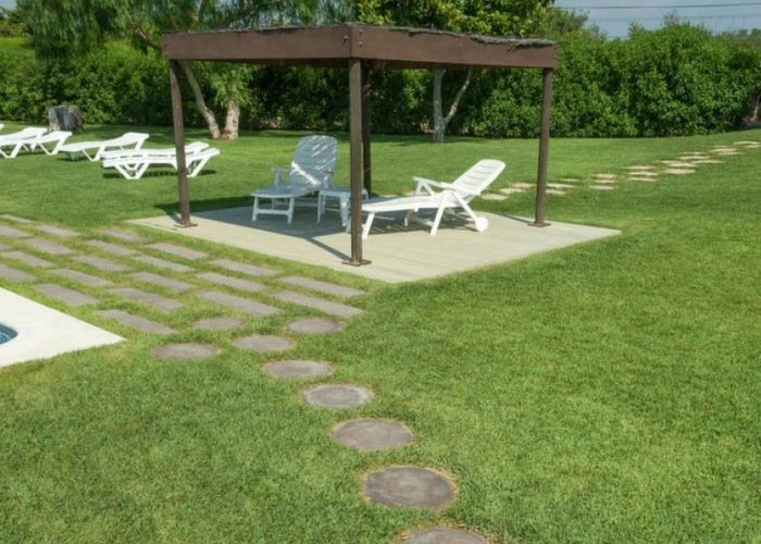 Losas de jardin diy fabricante de pavimentos sendero del - Losas para jardin ...