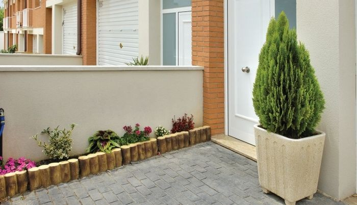 Jardineras jardiner a materials miquel almac n de for Jardineras para patio casa