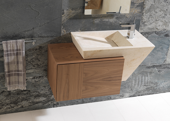 Lavabos de piedra ba os y complementos materials - Lavabos de piedra ...