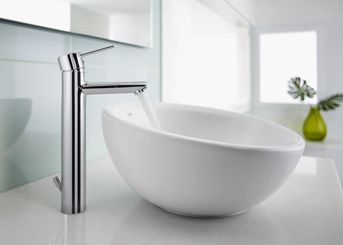 Lavabos de porcelana ba os y complementos materials for Lavabos de porcelana