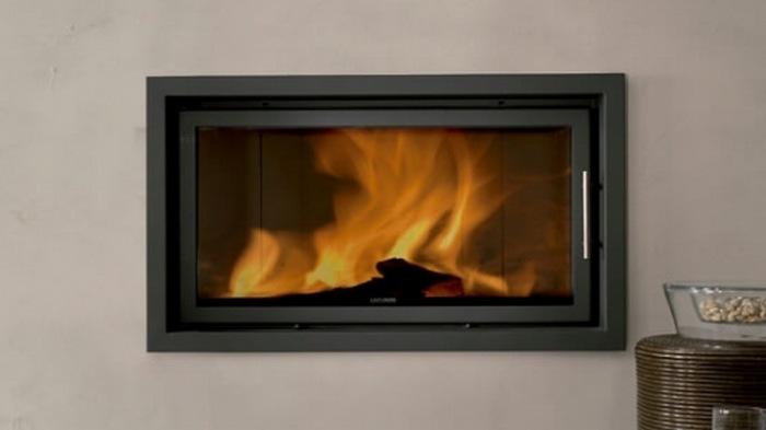Chimeneas fuegos y estufas de hierro materials miquel - Chimeneas de hierro ...